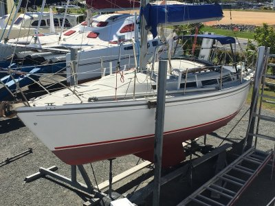 Catalina 30 Cruising Yacht