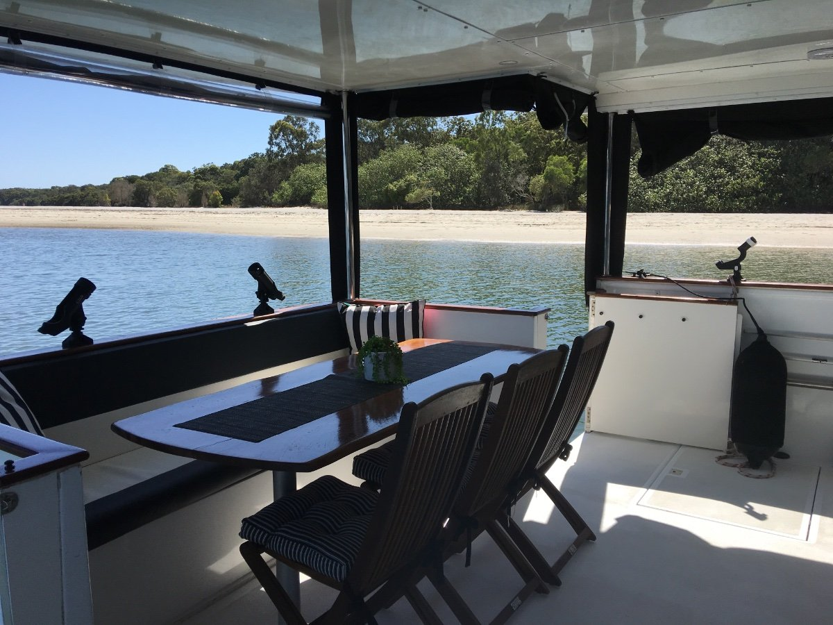 Eagle Catamaran 40 Houseboat This Houseboat is a must see