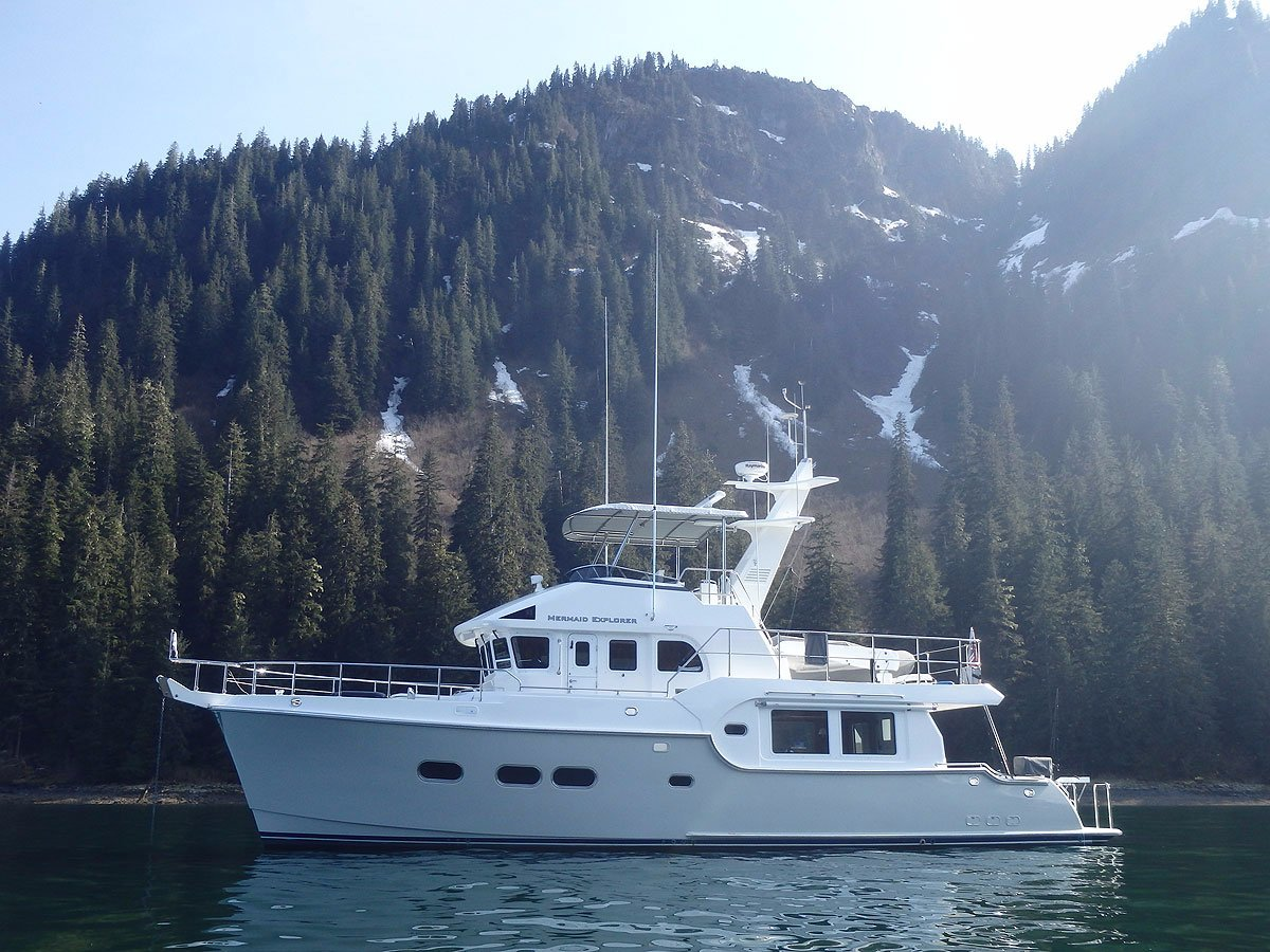 Nordhavn 52 Flybridge Passagmaker
