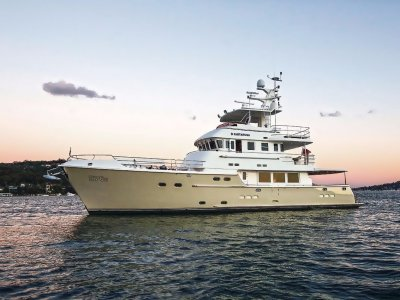 Nordhavn 76 Long Range Flybridge Passagemaker