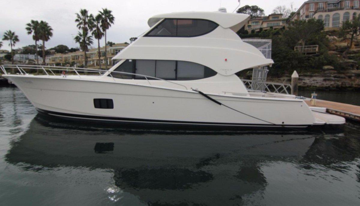 Maritimo M48 2011 Cruising Motoryacht