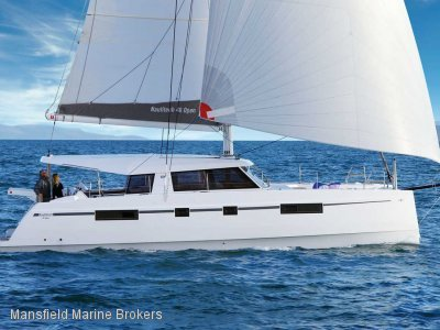 Bavaria 46 Open Catamaran