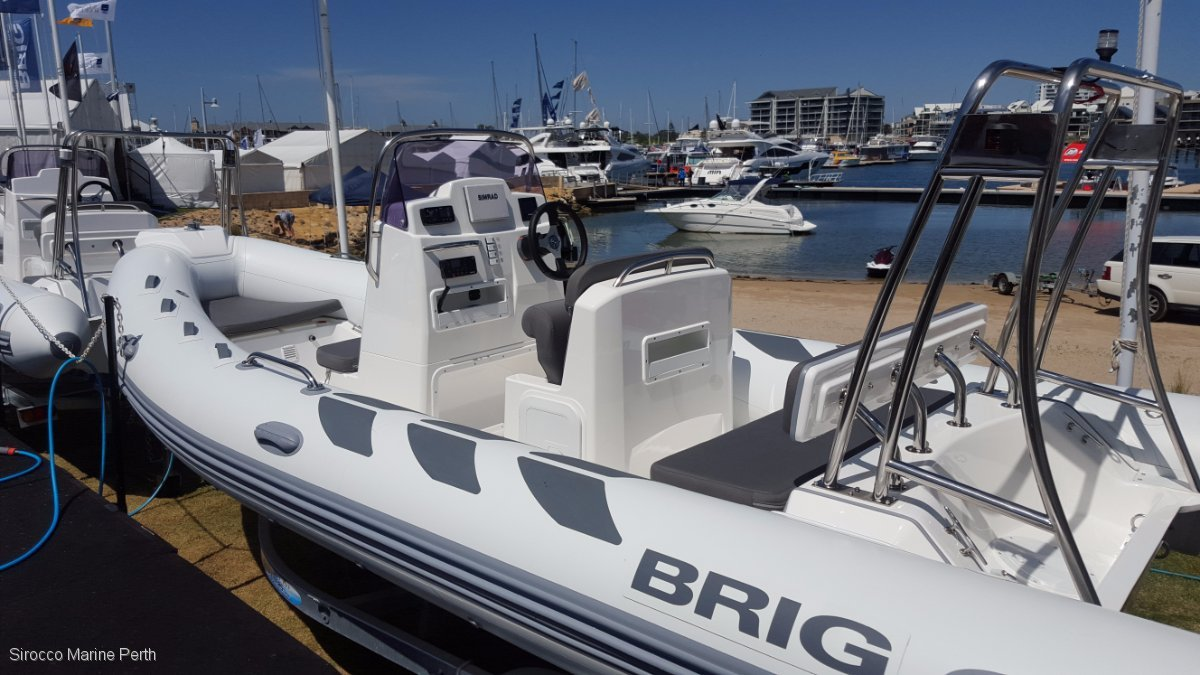 Brig Navigator 570 Rigid Inflatable RIB