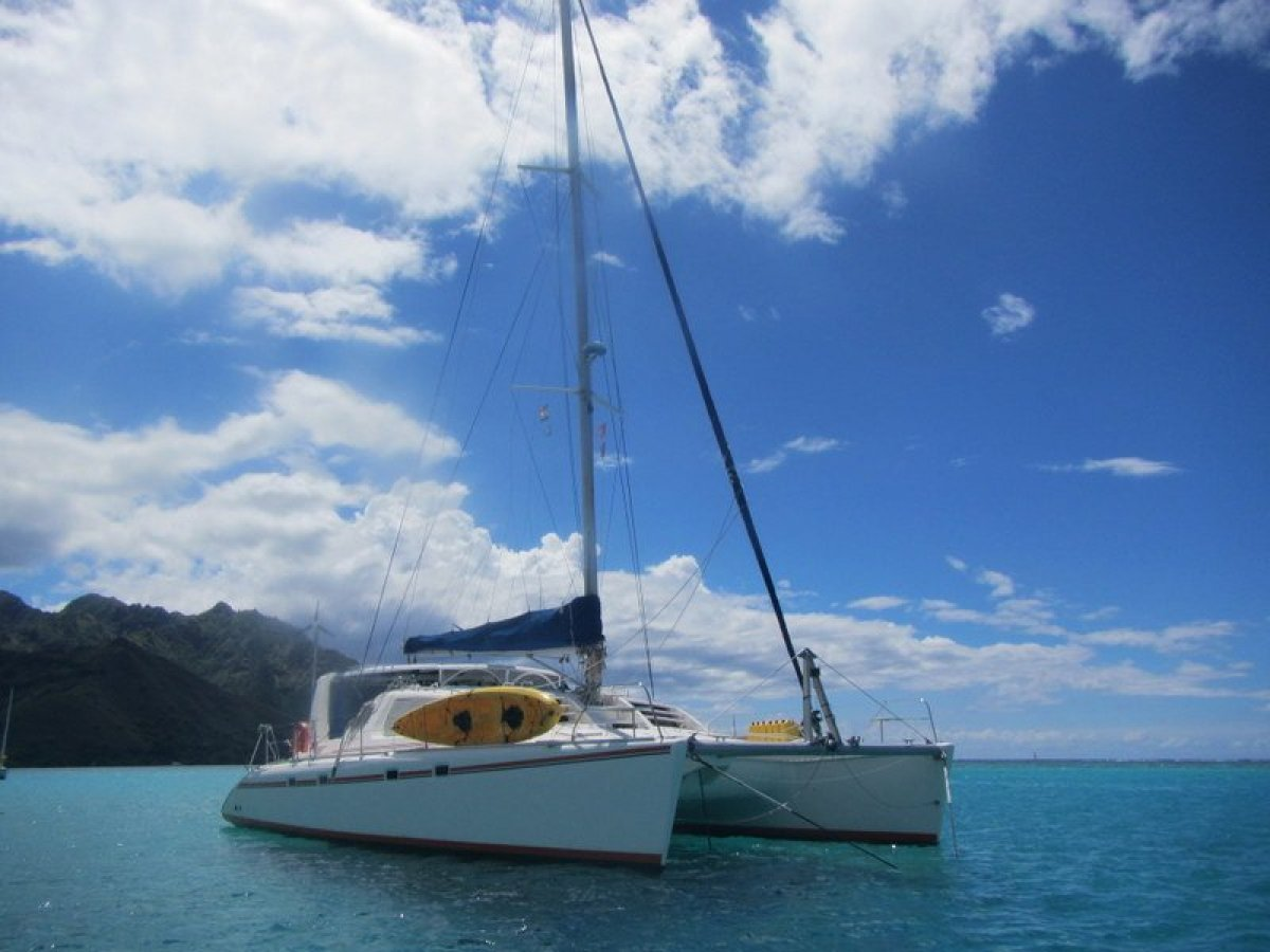 Leopard Catamarans 47 Turn-key condition. Luxury world cruiser. 4 cabin.