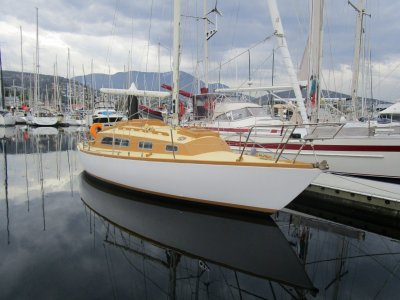 30ft Yacht King