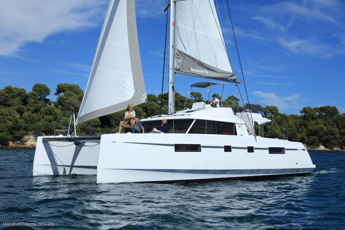 New Bavaria 46 Nautitech Fly