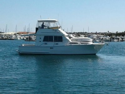Steber 36 Flybridge Twin diesel shaft drive PRESENT ALL OFFERS!