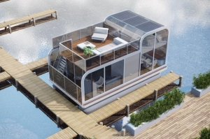 - Houseboat HB 26