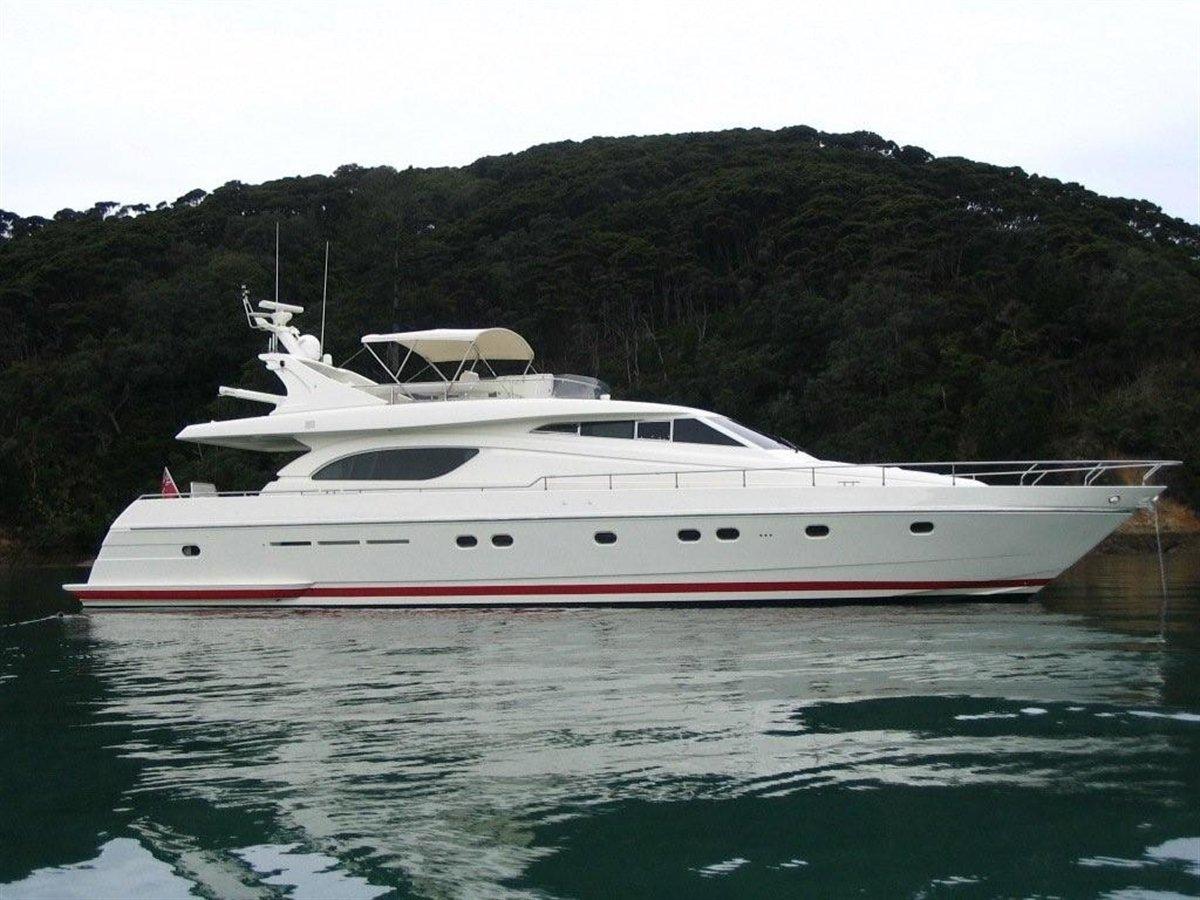 Ferretti 72 Motor Yacht