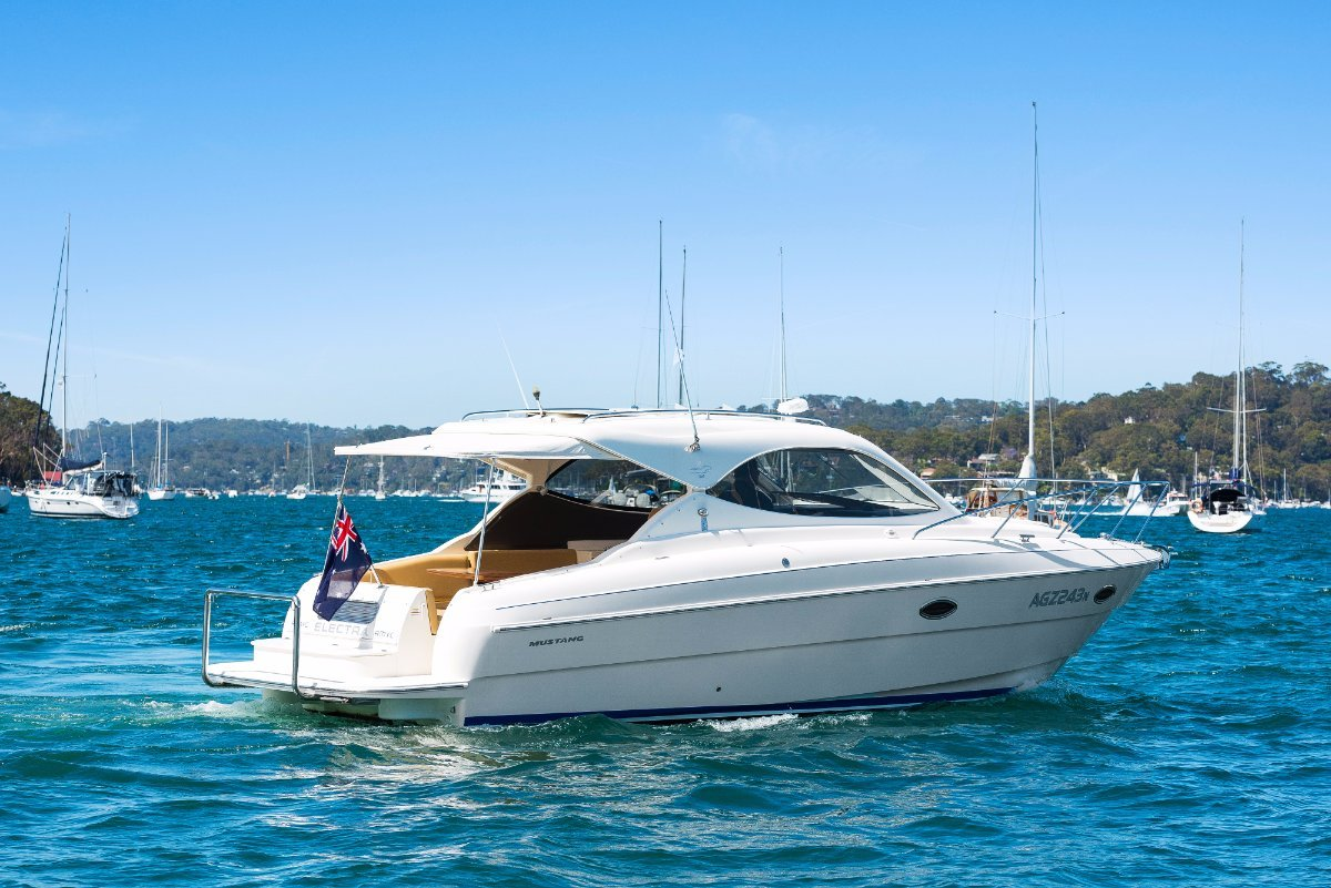 Mustang 32 - Just Reduced