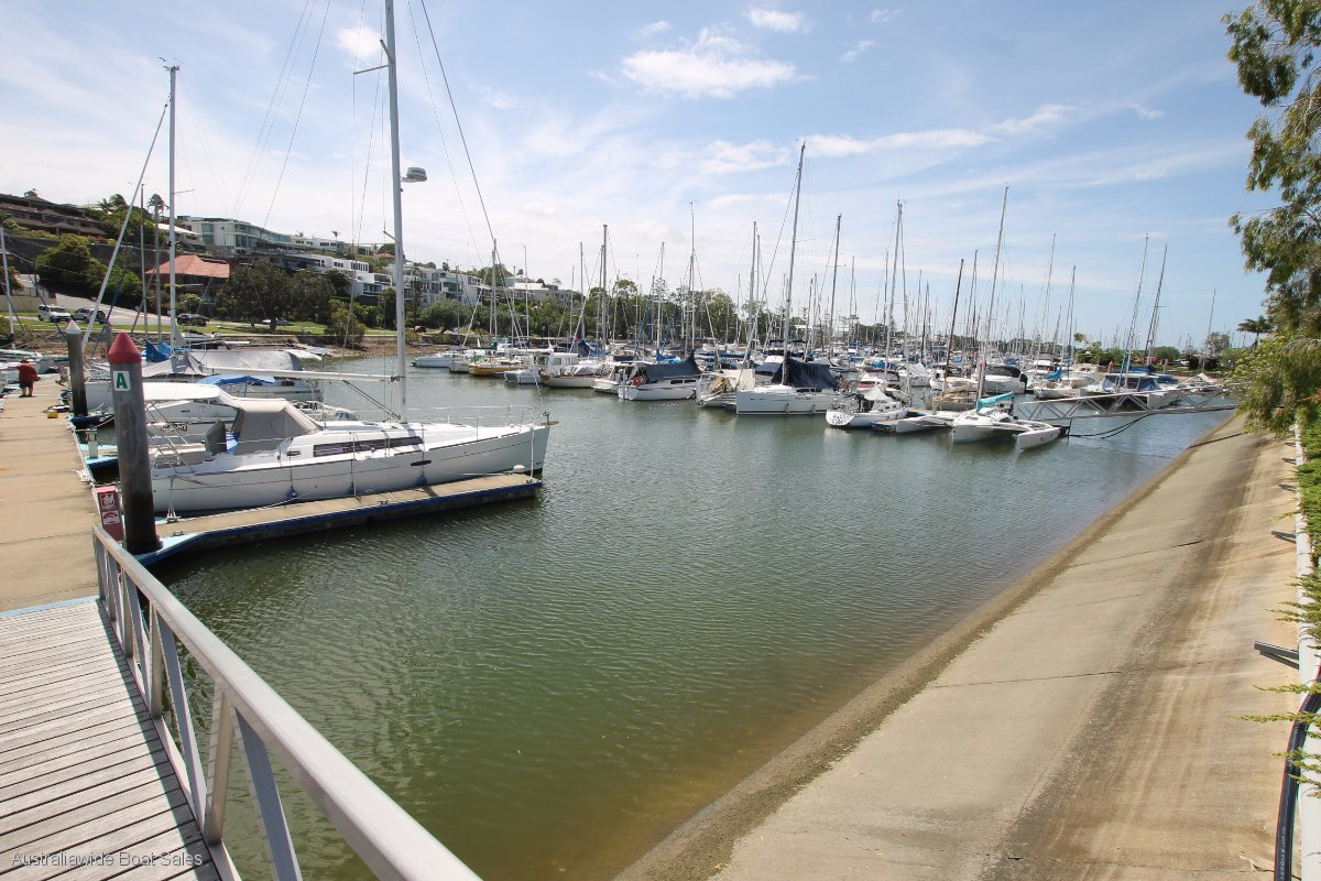 12m berth in Manly