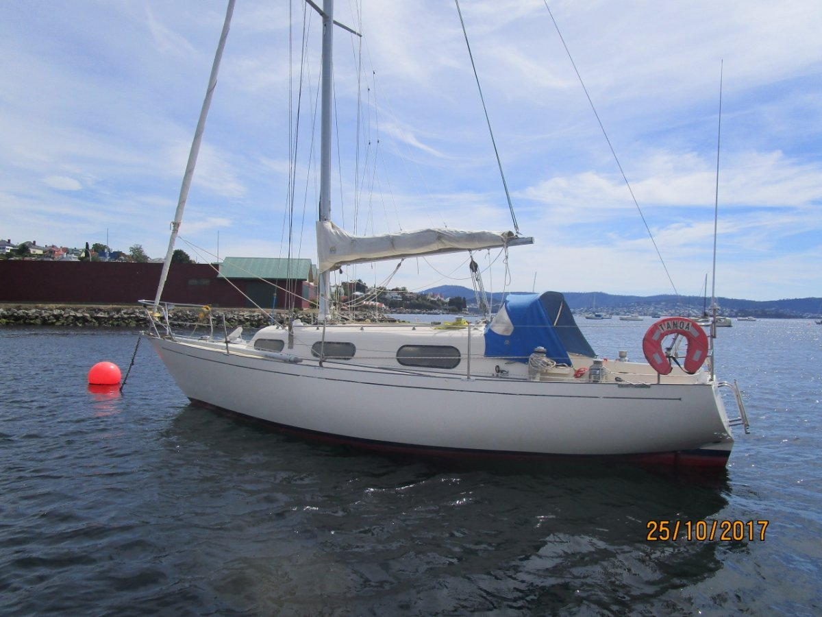 Joubert Currawong 30 Baker Built