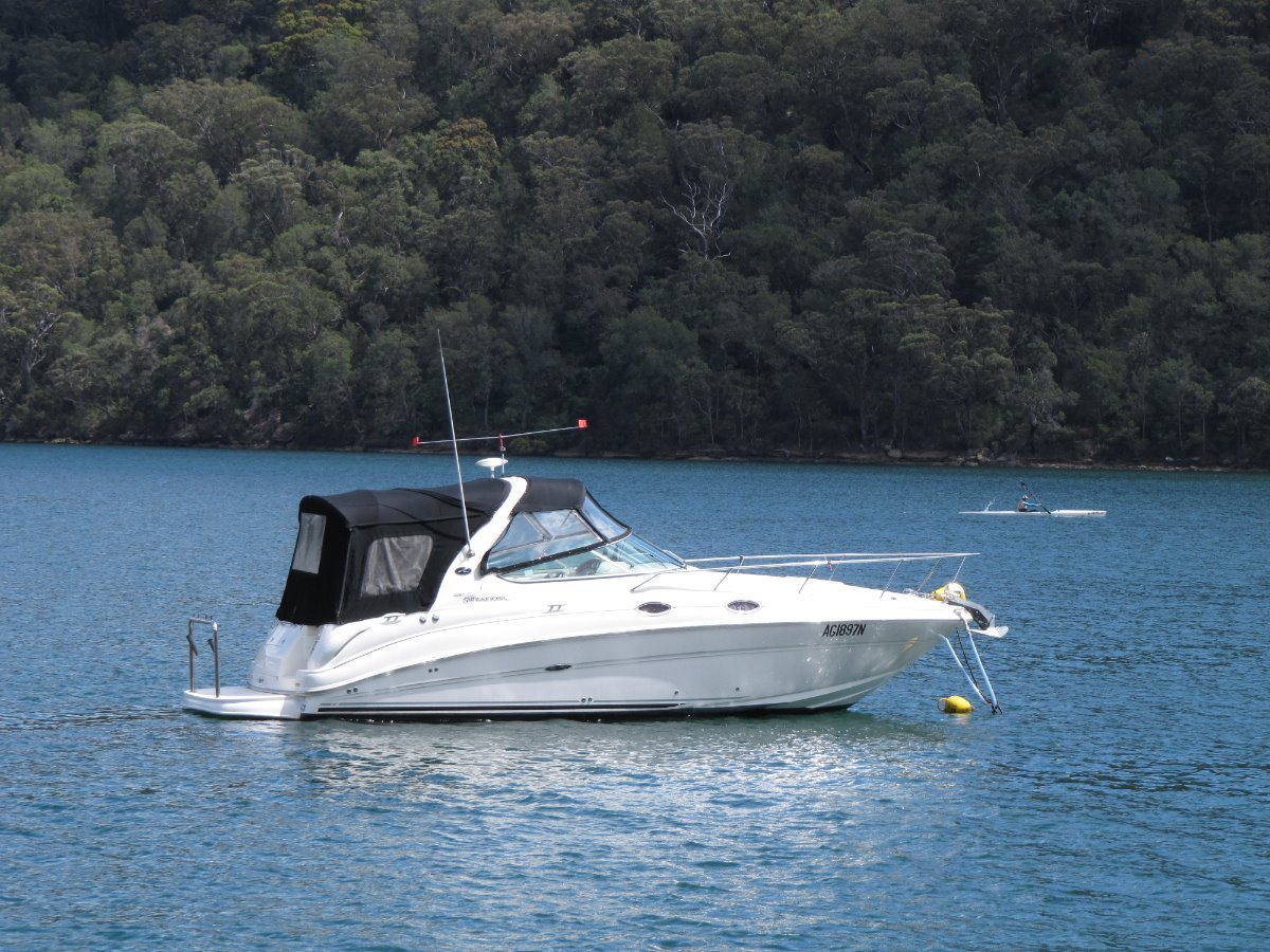 Sea Ray 315 Sundancer Well maintained family cruiser at Cottage Point