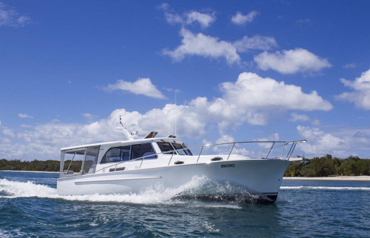 Fairway 37 Sedan 2017 New Boat