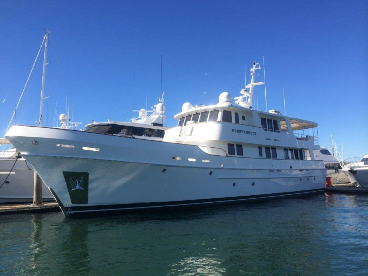 Cheoy Lee Serenity 90 Expedition Motor Yacht