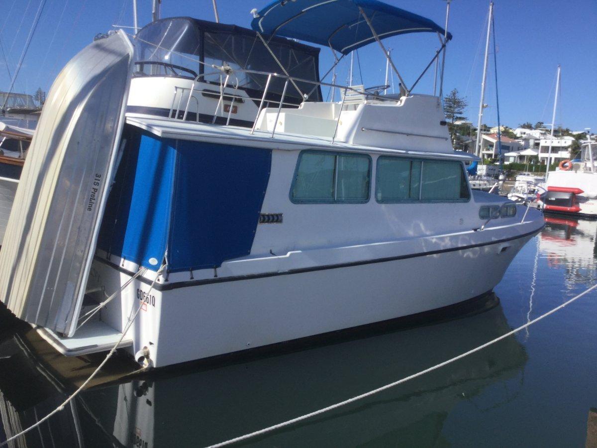Moreton Bay Cruiser