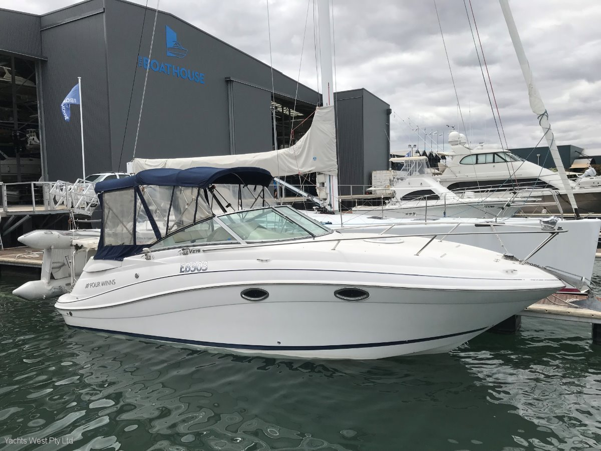 "Four Winns Vista 278 """" Australian Delivered NEW """""