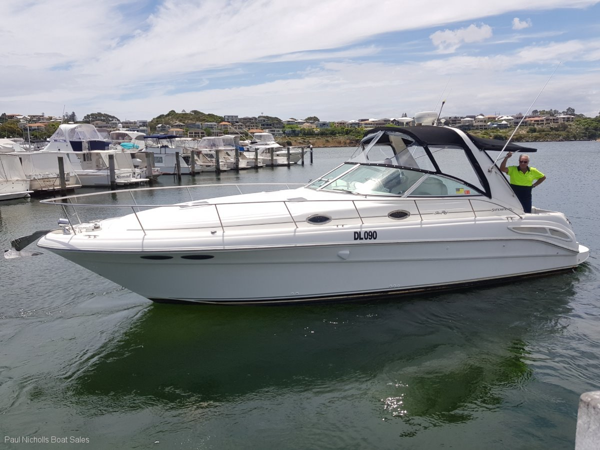 Sea Ray 360 Sundancer GREAT CONDITION WITH 50HRS ON REBUILT ENGINES !!