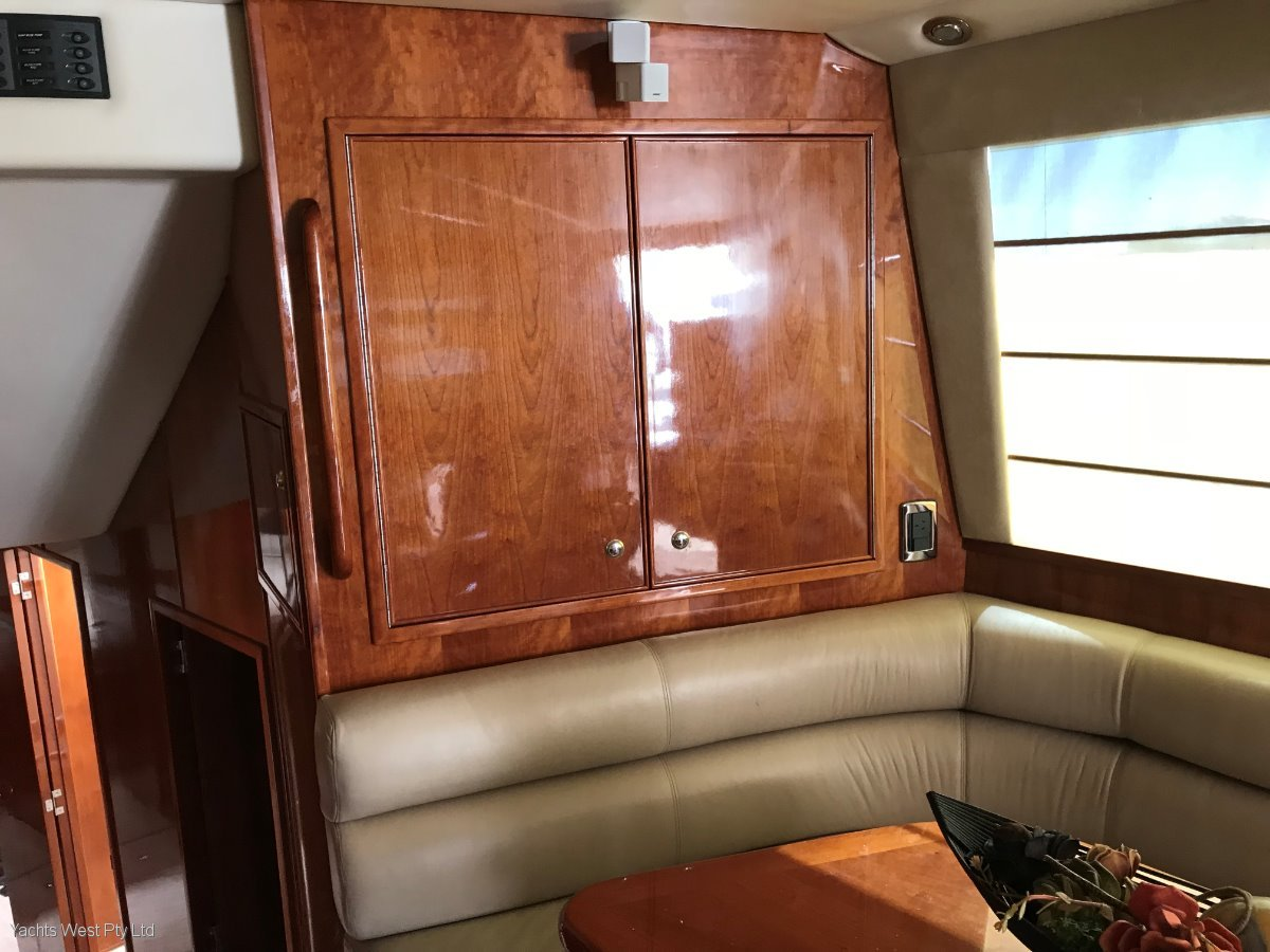 """Riviera 58 Flybridge ENCLOSED with SPEED TO PLEASE """"34 Knots"""""""