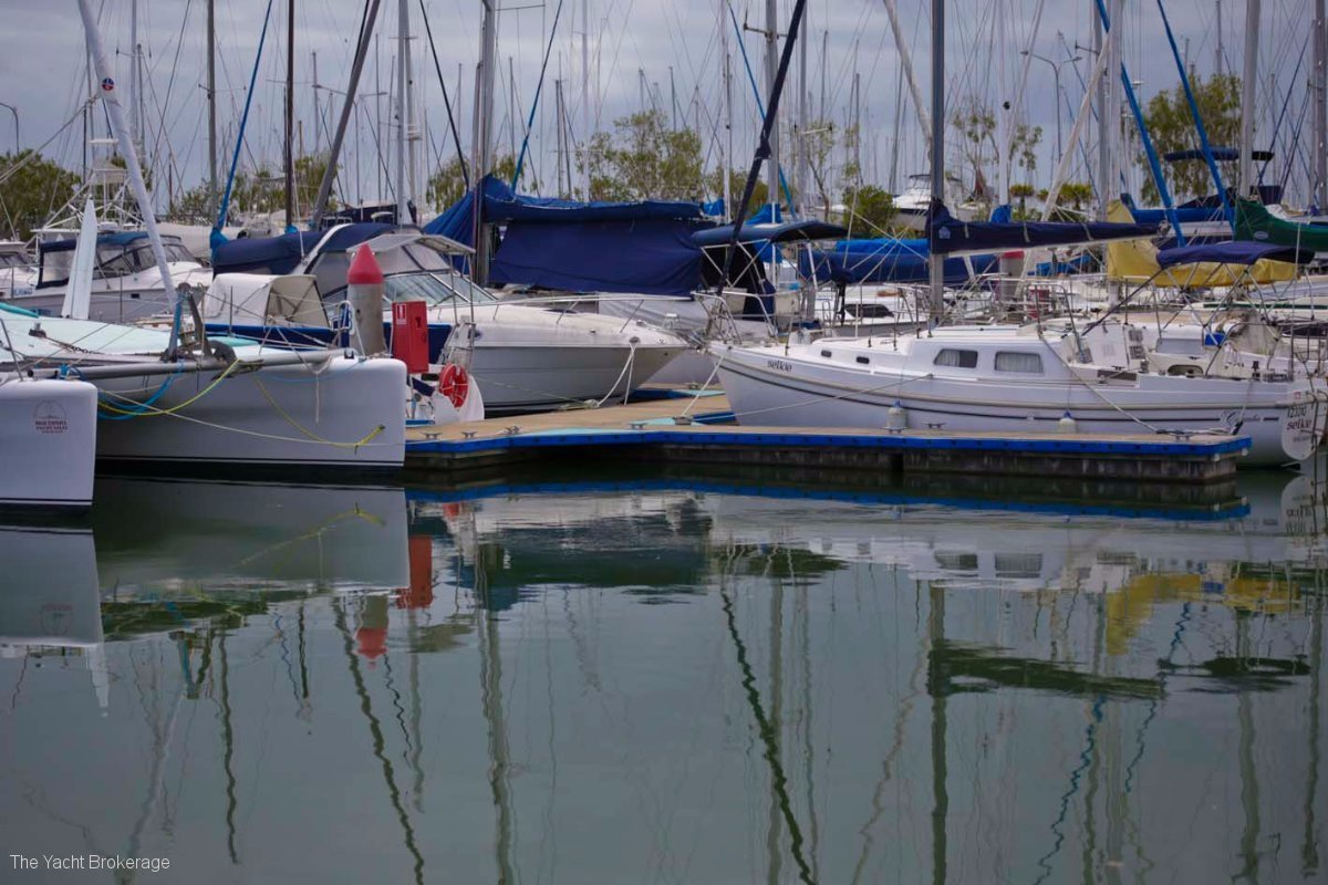 END BERTH - QUIET LOCATION - UP TO 9M - WMYC - Stroll to Manly Village:End berth