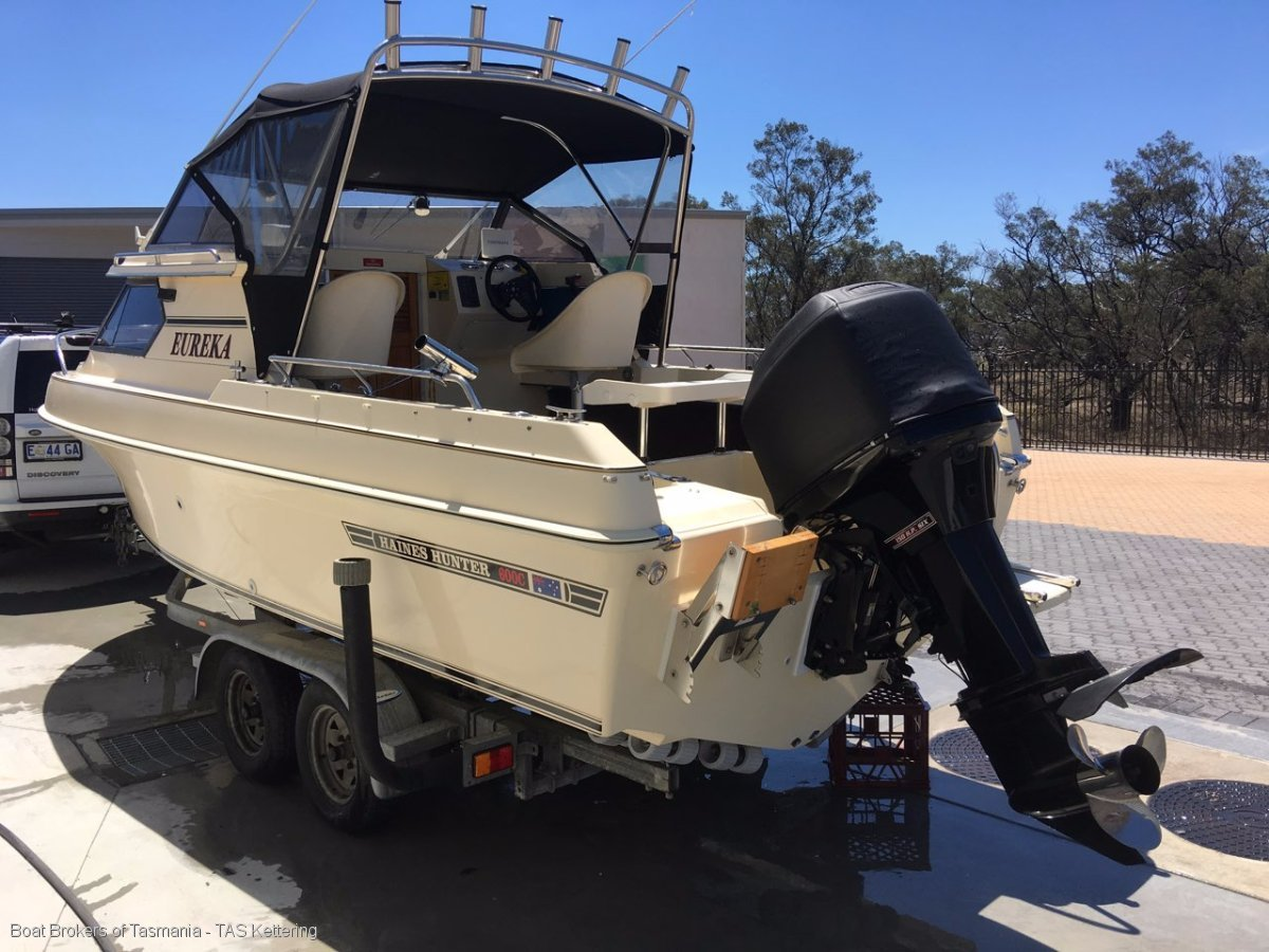 Haines Hunter 600c In superb condition. A great opportunity