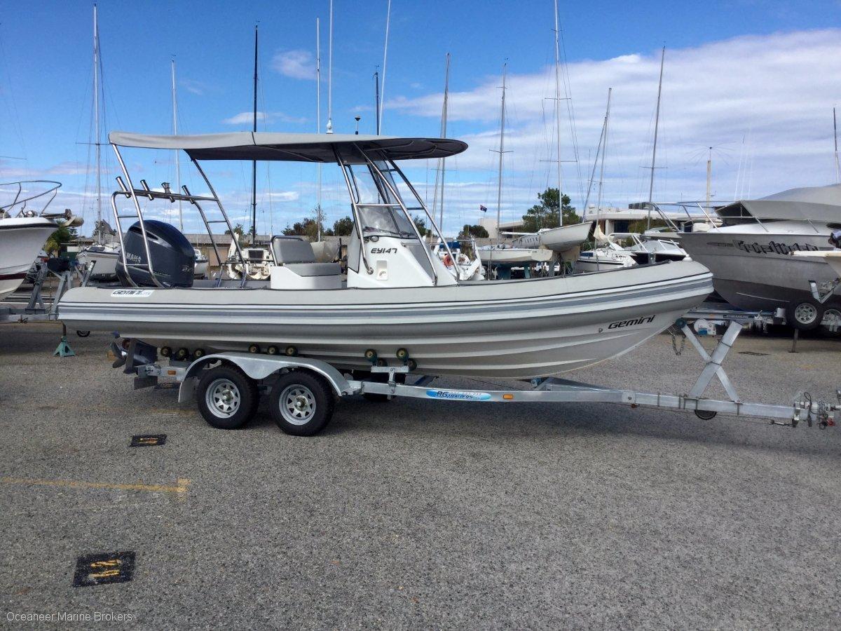 Gemini Reefrider 340 Price Reduced
