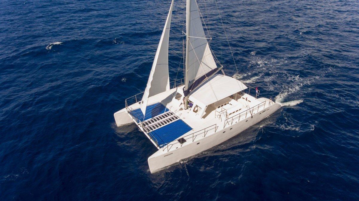 Contoy 65 Contoy 65:Catamaran Contoy 65