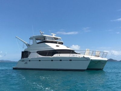 Meridian 48 Power Catamaran