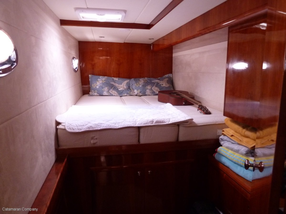 Meridian 48 Power Catamaran