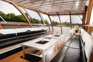 Holiday Boat Sun Deck 39