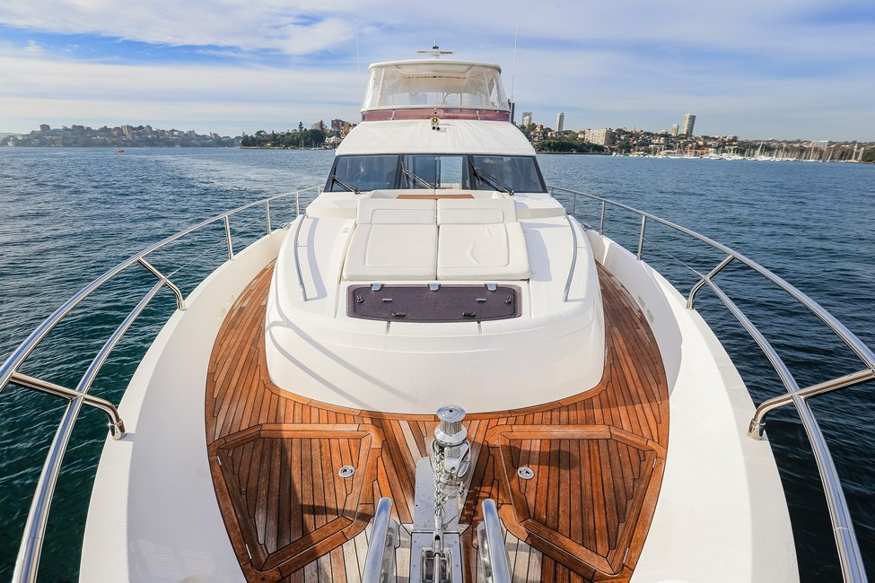 Princess 72 FLYBRIDGE