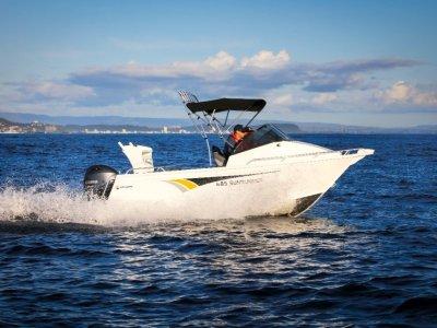 Horizon Aluminium Boats 485 Sunrunner powered with 70hp 4 stroke Yamaha $34,900