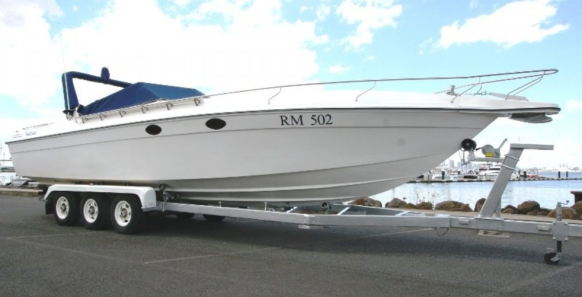 Scarab 29 Sports Cruiser