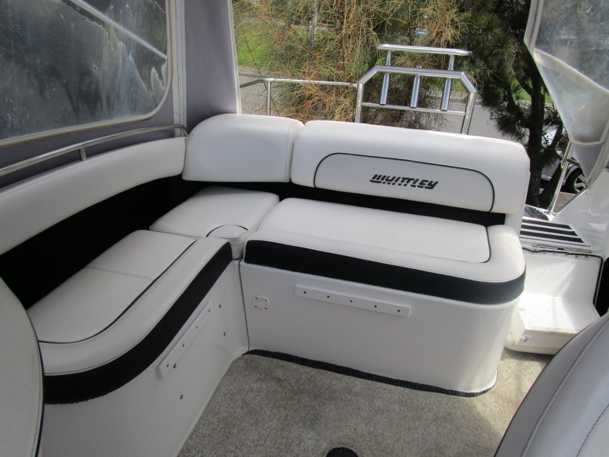 Whittley CR 2380 Sportscruiser NOW REDUCED