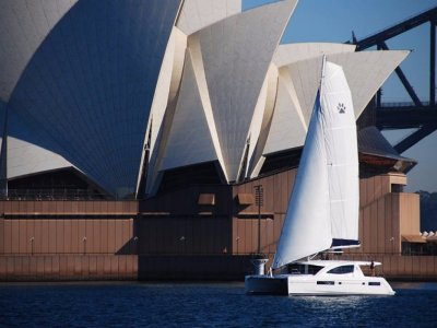 Leopard Catamarans 48 Charter Business for Sale