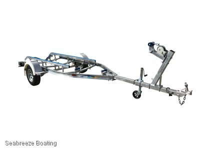 GALVANISED C CHANNEL BOAT TRAILER RANGE - NEW RELEASE
