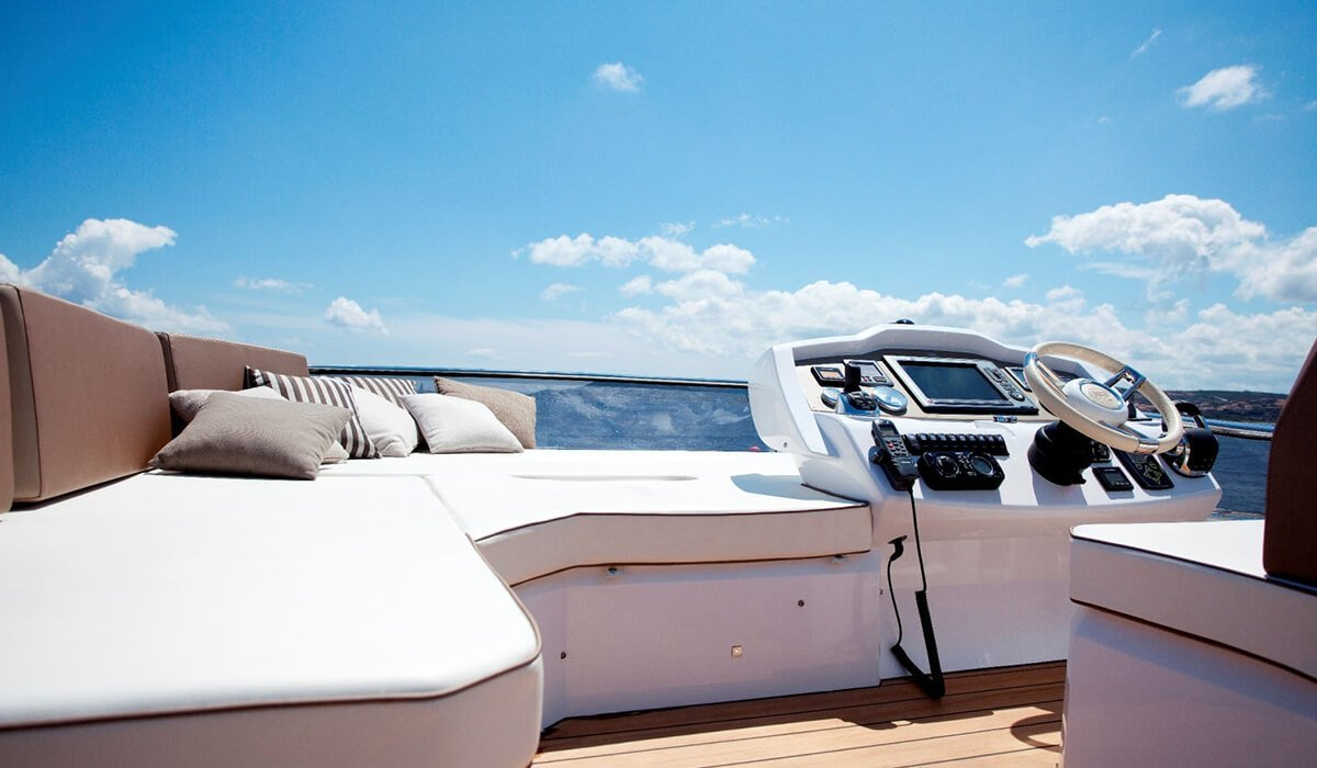 Sessa Flybridge 42