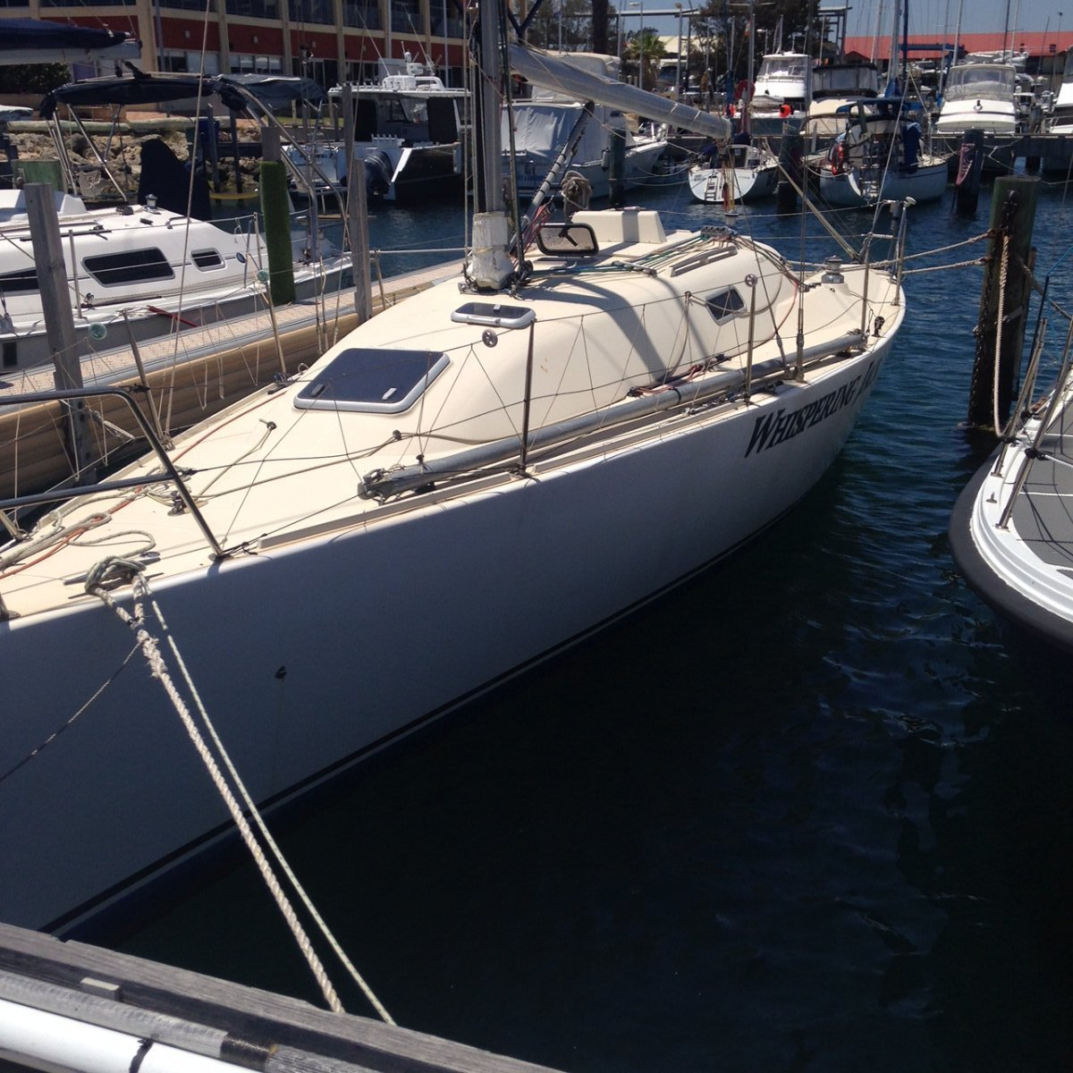 Titan 36 Performance Cruiser Racer URGENT SALE REQUIRED