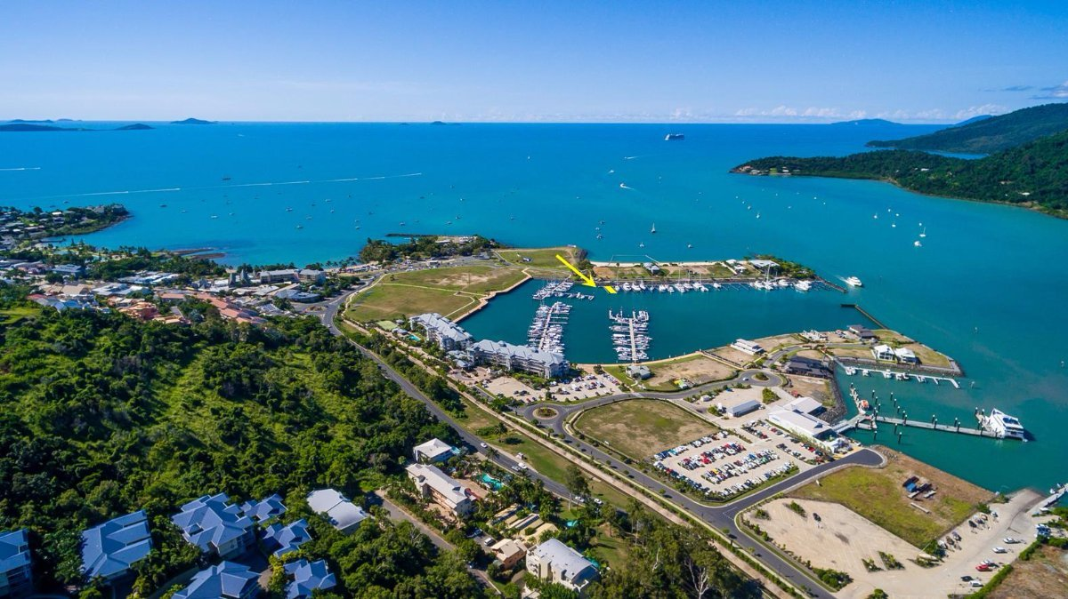 30 M MARINA BERTH - PORT OF AIRLIE - WHITSUNDAYS