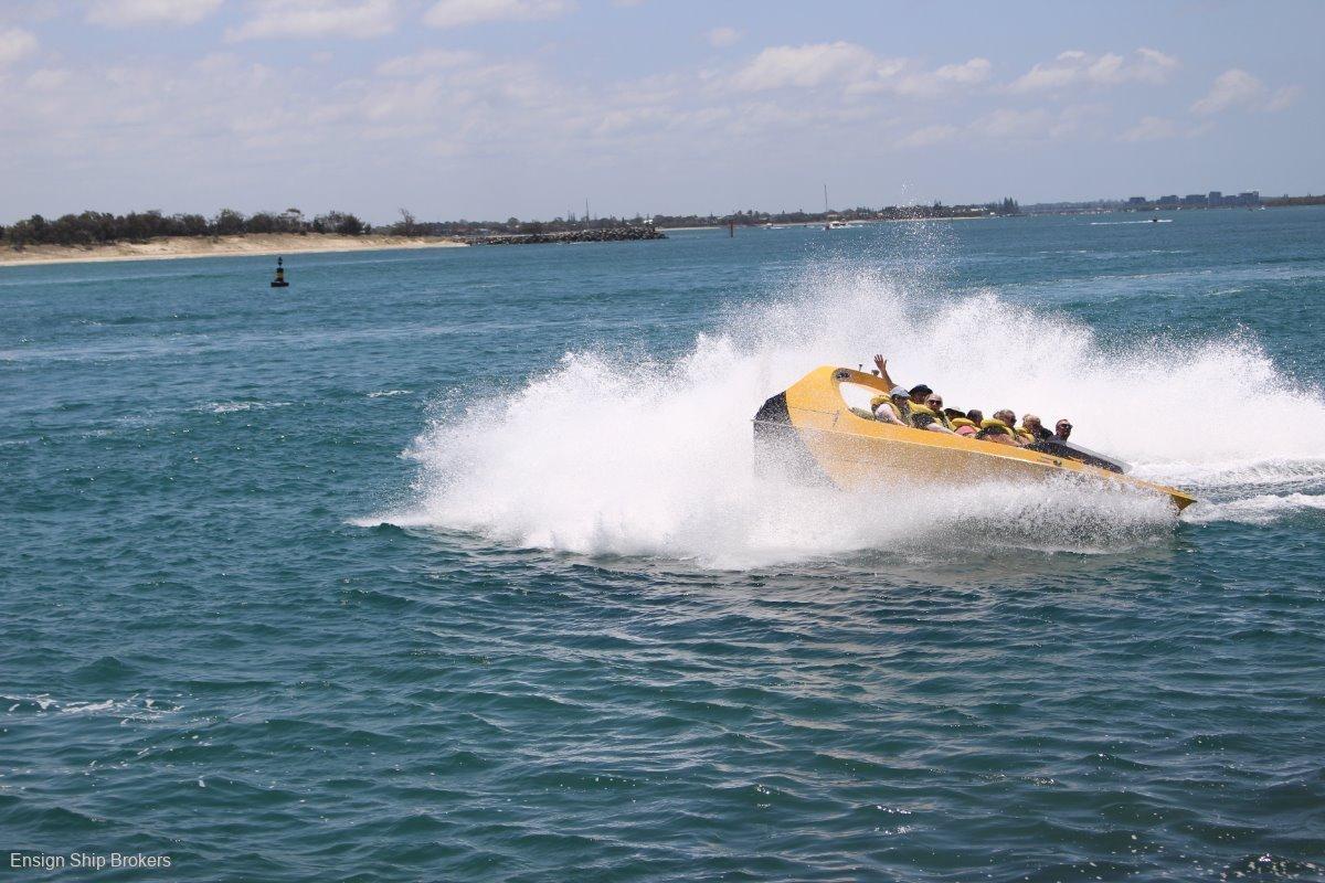 3D Marine Jet Boat
