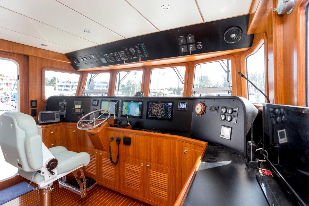 Nordhavn 52 Long Range Flybridge Passagemaker