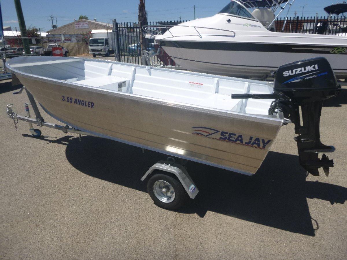 Sea Jay 3.55 Angler Open dinghy