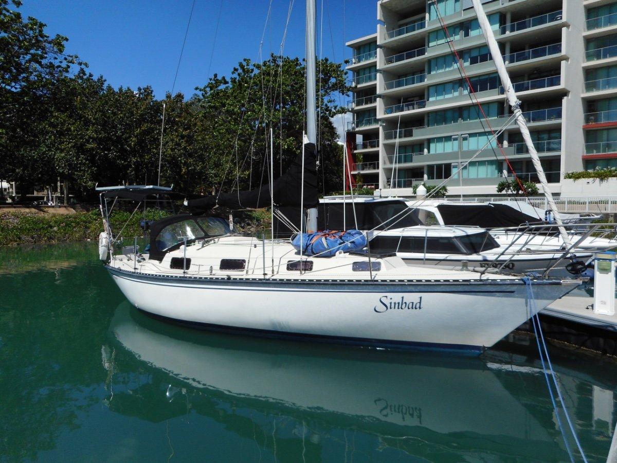 Phantom 32 Family Cruising Yacht