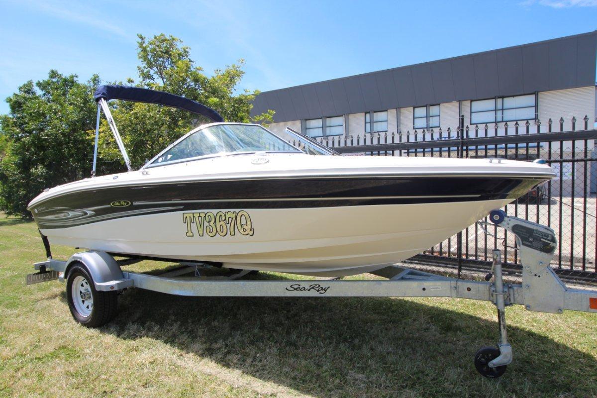 Sea Ray 185 Sport Bowrider