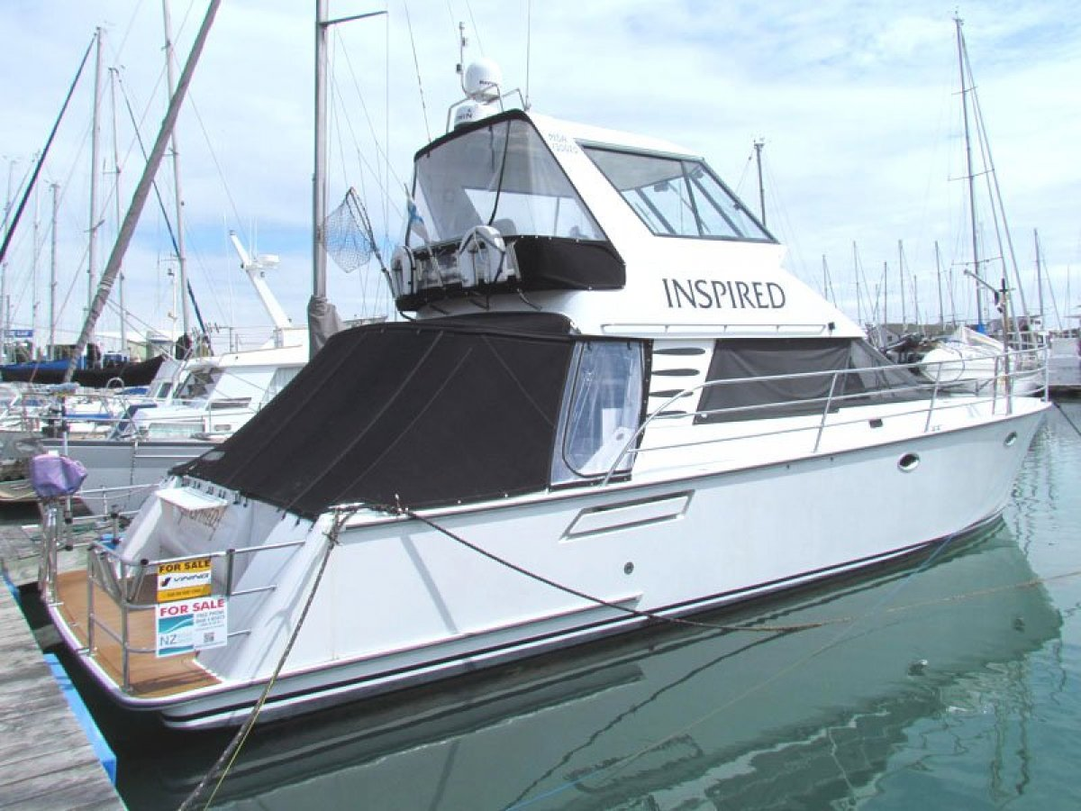 Roger Hill Power Catamaran