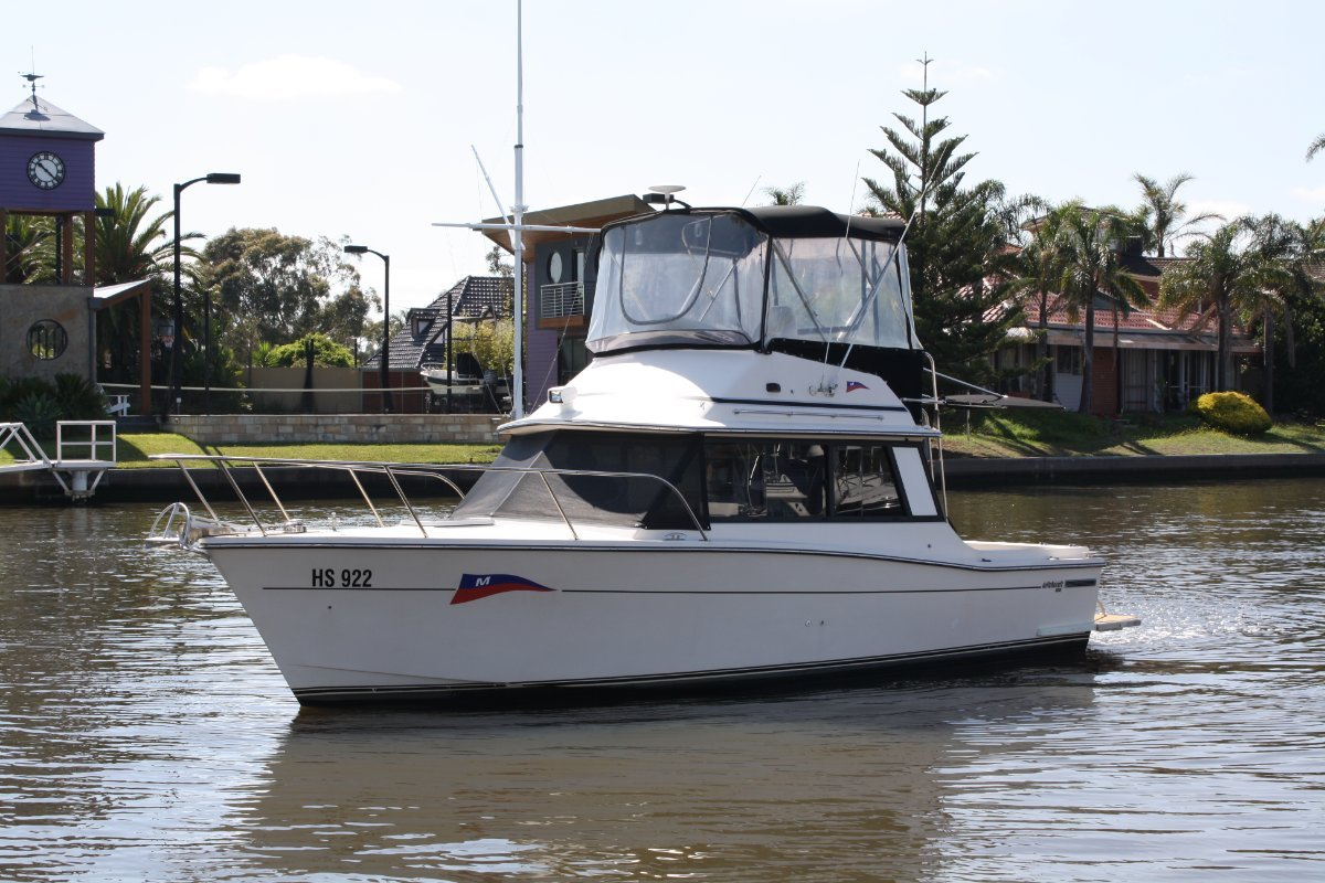 Witchcraft 27 Witchcraft 27 with BOW THRUSTER