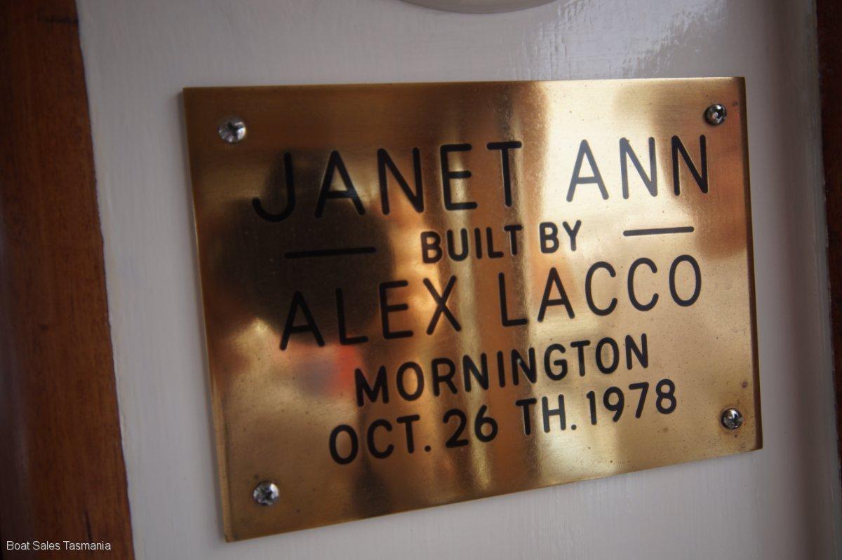 """Lacco Cruiser """"Janet Ann"""""""