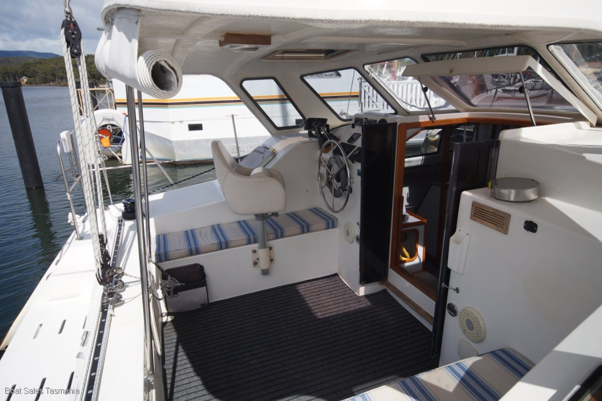 "Simpson 36 ""Private Island"""