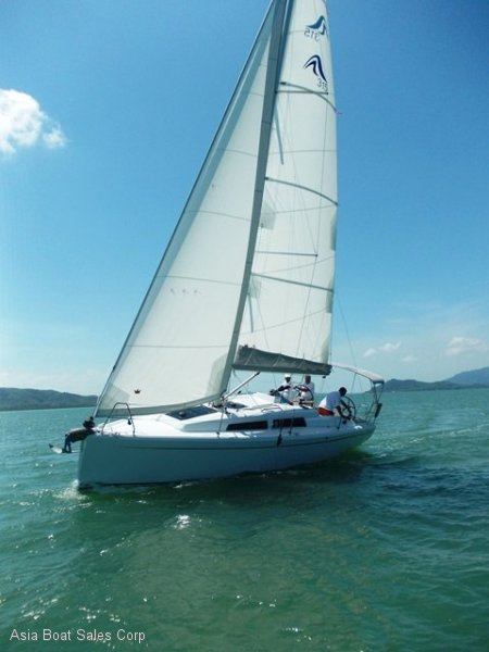 Hanse 315 Showroom/Near New Condition