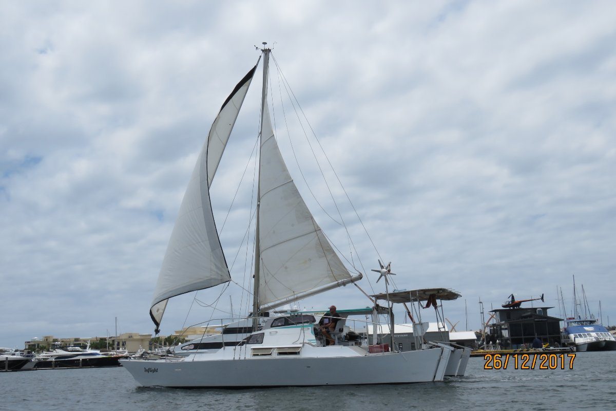 Hitchiker Sailing Catamaran